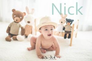 750 8147 300x200 [親子攝影 No7] Nick/6M